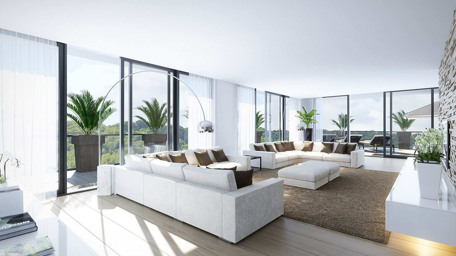 Multivision 3D - Vogelenzang - Interieur Appartement type C