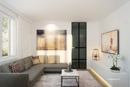 artist impression digitale interieur restyling-1Schepenenstraat 15 te Sluiskil 1