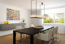 artist impression digitale interieur restyling-2Baan naar Bree 107 te Peer 2