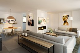 artist impression digitale interieur restyling-2Gompelhoeve 71 te Mol 2