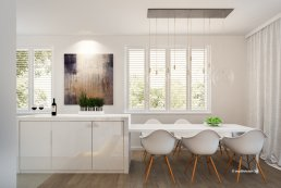 artist impression digitale interieur restyling-2Schepenenstraat 15 te Sluiskil 2