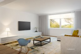 artist impression digitale interieur restyling-3Baan naar Bree 107 te Peer 3