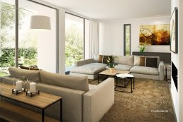 artist impression digitale interieur restyling-4Gompelhoeve 71 te Mol 4