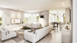 artist impression interieur living type G