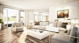 artist impression interieur living